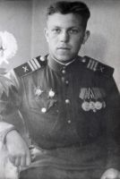 Новгородов М.Ф. 1945 г.
