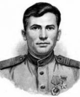 Роденко К.Г. Рисунок с фото 1946 г.