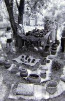 Выставка музея в 9 Пятницу. Фото В.А. Савинова. 1991 г.