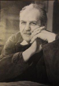 М.П.Богоявленский. 1964 год.