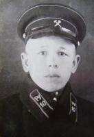 Клестов Ф.И. 1940 г.