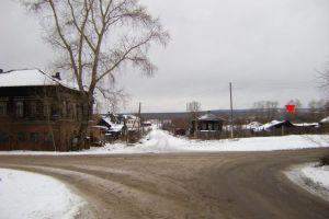 Перекресток улиц Набережной и 1 Мая