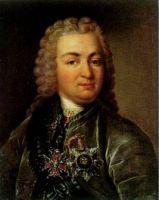 Неизвестный художник. Портрет Р.Г. Лёвенвольде. 1730-е