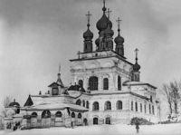 Троицкий собор 1930-е гг.