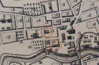 Фрагмент плана 1770